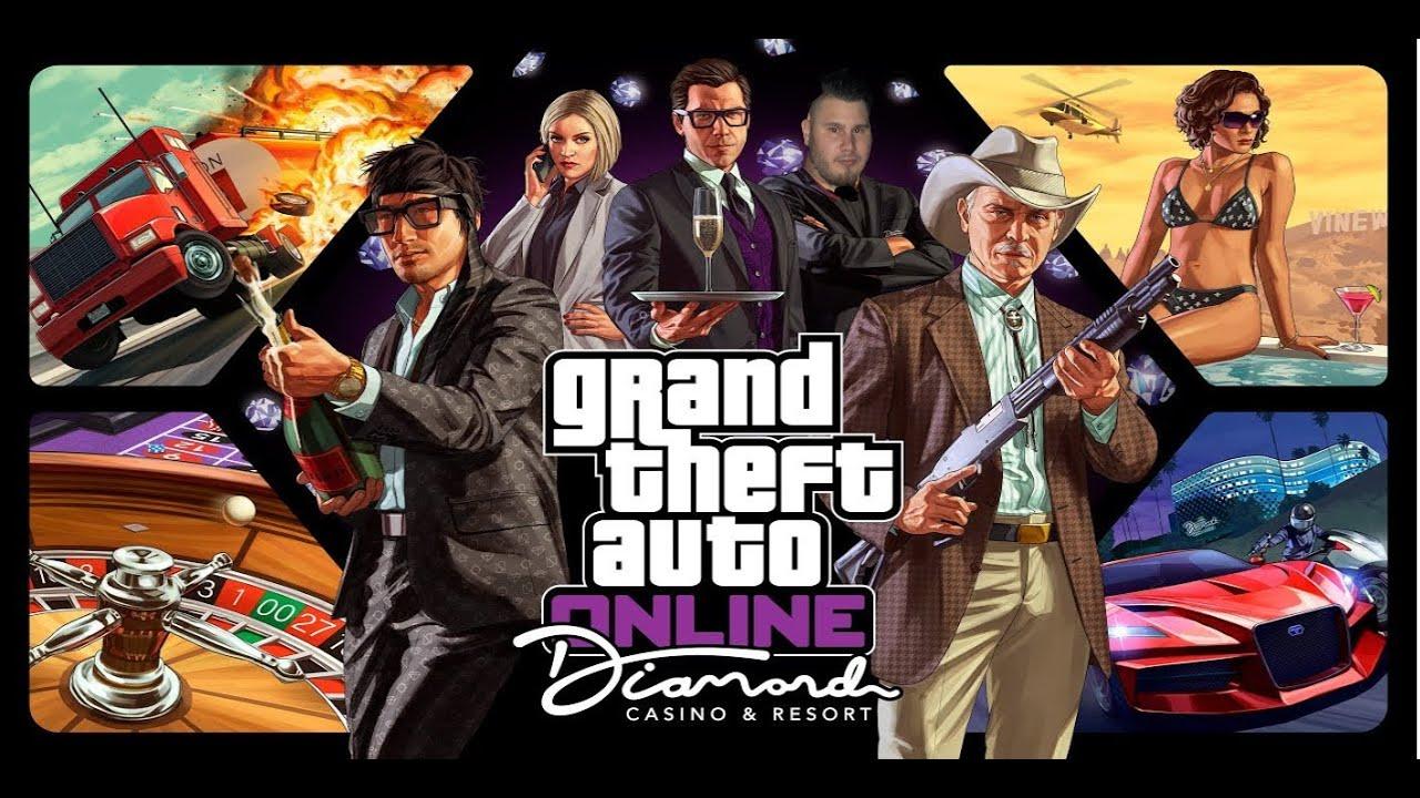 Gta 5 Online Casino überfall