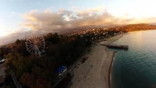 Пляж Гудауты(, 2015-11-15T20:07:15.000Z)