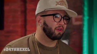 Andy Mineo - I Fear This Election Taken For Granted By Our Youth (247HH Exclusive)