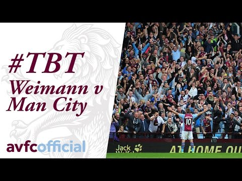 #TBT - Weimann's Man City winner