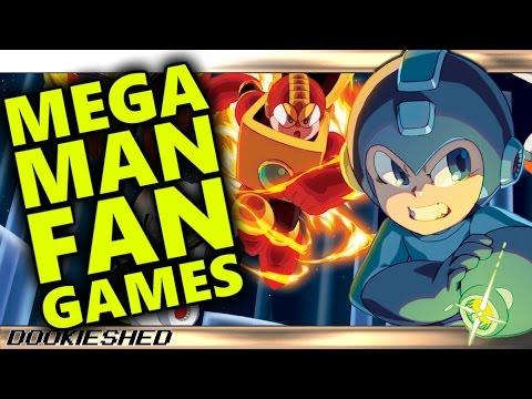 MegaMan ▶ Awesome Fan Games!