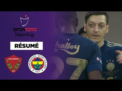 🇹🇷 Résumé - Turquie : Débuts victorieux pour Ozil avec Fenerbahçe