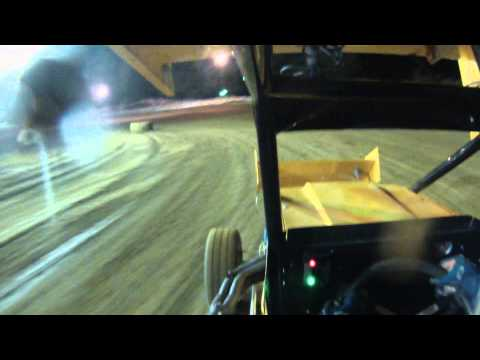 Chandler Motor Speedway MMSA hot laps 10/9/15
