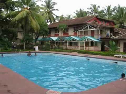 Colmar Beach Resort Goa In Colva