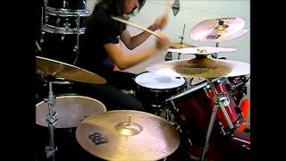 Hate Creation Drum Cover