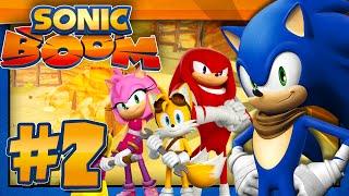 Sonic Boom Rise of Lyric Wii U (1080p) - Part 2