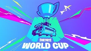 Fortnite World Cup Tournaments Anounced Trailer