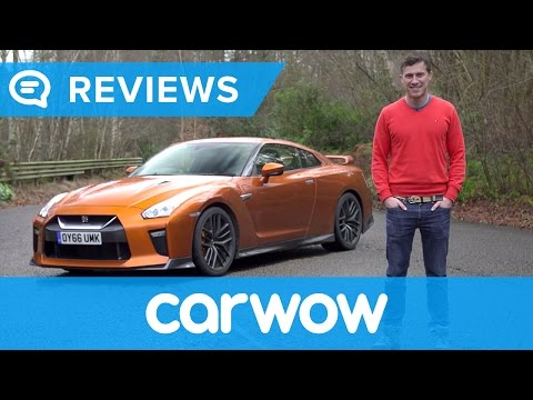 Nissan GT-R 2017 review | Mat Watson Reviews