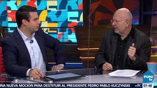 Aldo Campuzano habla de las encuestas en Facebook