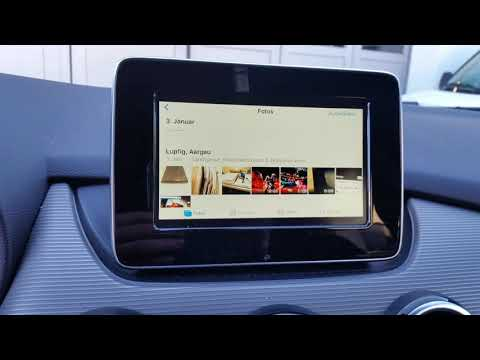 Mirroring Audio 20 Mercedes-Benz, Tuning, Optimierung Mercedes-Benz.