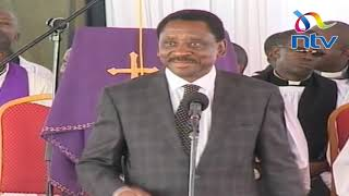 Senator Orengo urges Kenyans to give their best on National issues