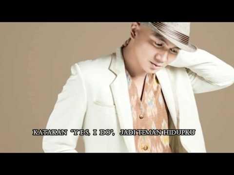 Anji - Bidadari Tak Bersayap (Lyric Video in HD)
