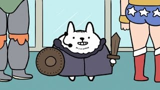CAT AGENT - Impresses in Game of Thrones Cosplay
