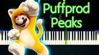 Super Mario 3D World Overworld Theme Piano