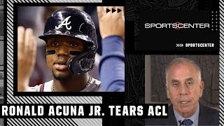 The Braves are in big trouble! - Kurkjian reacts to Ronald Acuna Jr.'s ACL injury
