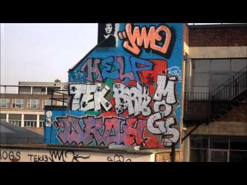 Grafflix presents: Droe ADD FYS SRW SP Graffiti London