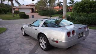 1996 Chevrolet Corvette Collector