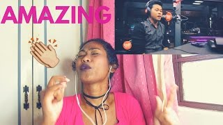 Marcelito Pomoy sings  The Prayer Celine Dion/Andrea Bocelli | Reaction