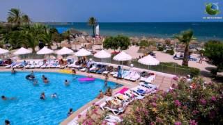 Hotel Eden Club 3* Тунис(Отель Hotel Eden Club 3* Тунис Отель расположен на самом берегу моря, представляет собой комплекс из трехэтажных..., 2014-08-11T08:47:43.000Z)