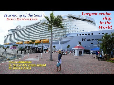 Harmony of the Seas - The Best Cruise Vacation Tours -  Must watch!!