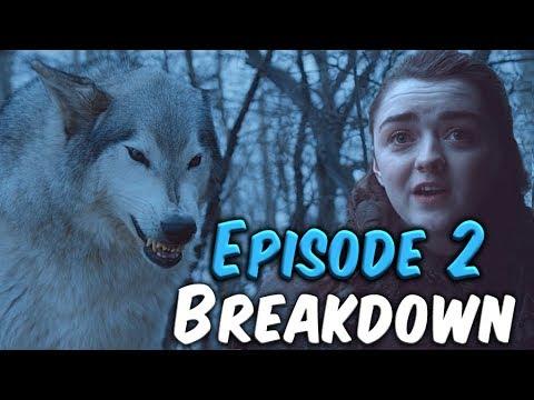 Season 7 Episode 2 Breakdown! (Game of Thrones)