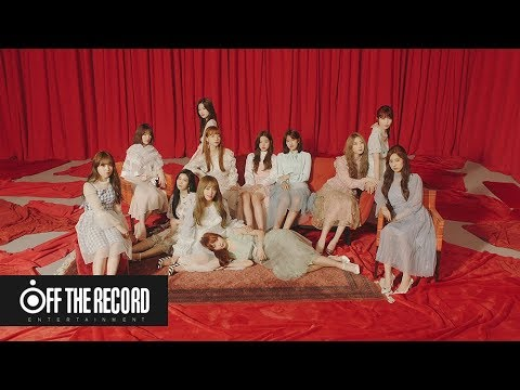 IZ*ONE (아이즈원) - '라비앙로즈 (La Vie en Rose)' MV Teaser 1