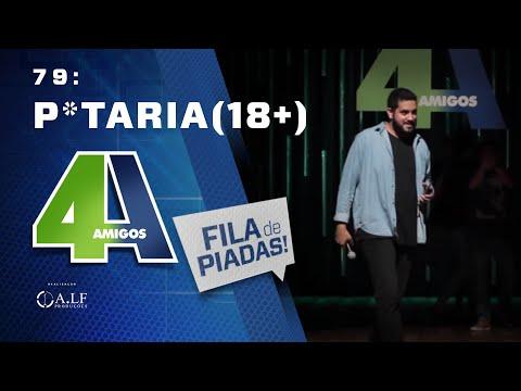 FILA DE PIADAS - PUTARIA - #79 (+18) thumbnail
