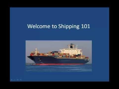 Shipping 101