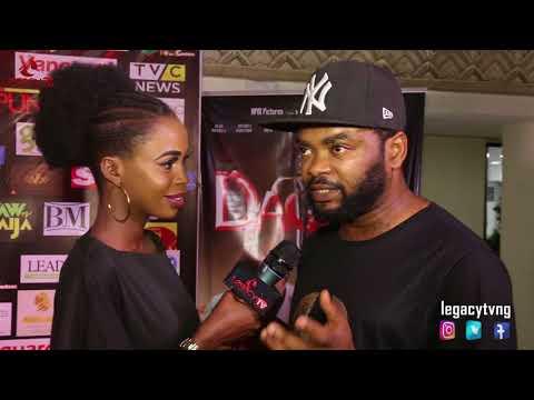 Dagger Movie Premiere at Silverbird Galleria Lagos Nigeria.