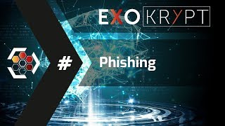 Phishing – ExoKrypt Wiki – Security as a Lifestyle