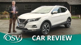 Nissan Qashqai - One of the UK's best-selling family cars for a reason