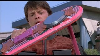 Where are the Hoverboards and Flying Cars on 'Back to the Future Day'