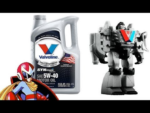 Protoman Review: Transformers The Last Knight Valvotron The Valvoline Motor Oil Mail-Order Exclusive