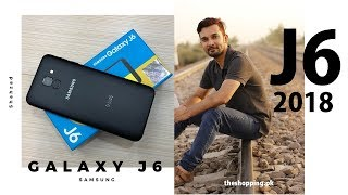 SAMSUNG GALAXY J6 UNBOXING & REVIEW