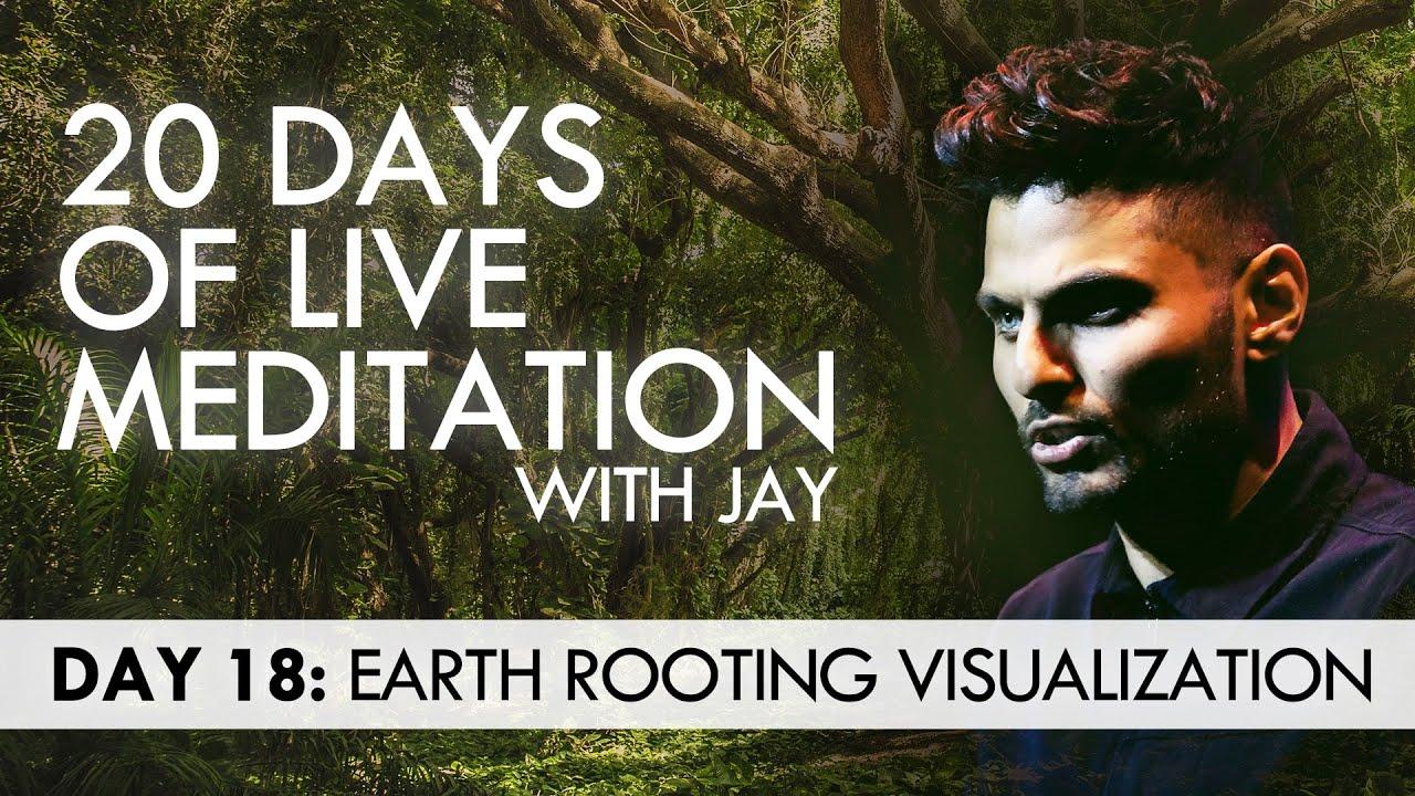 20 Days of Live Meditation with Jay Shetty: Day 18 - YouTube