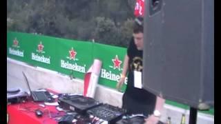 14.5 Omega Drive Live @ Techno Artillery Special with Axel Karakasis @ Ispod Okita Croatia Pt.4