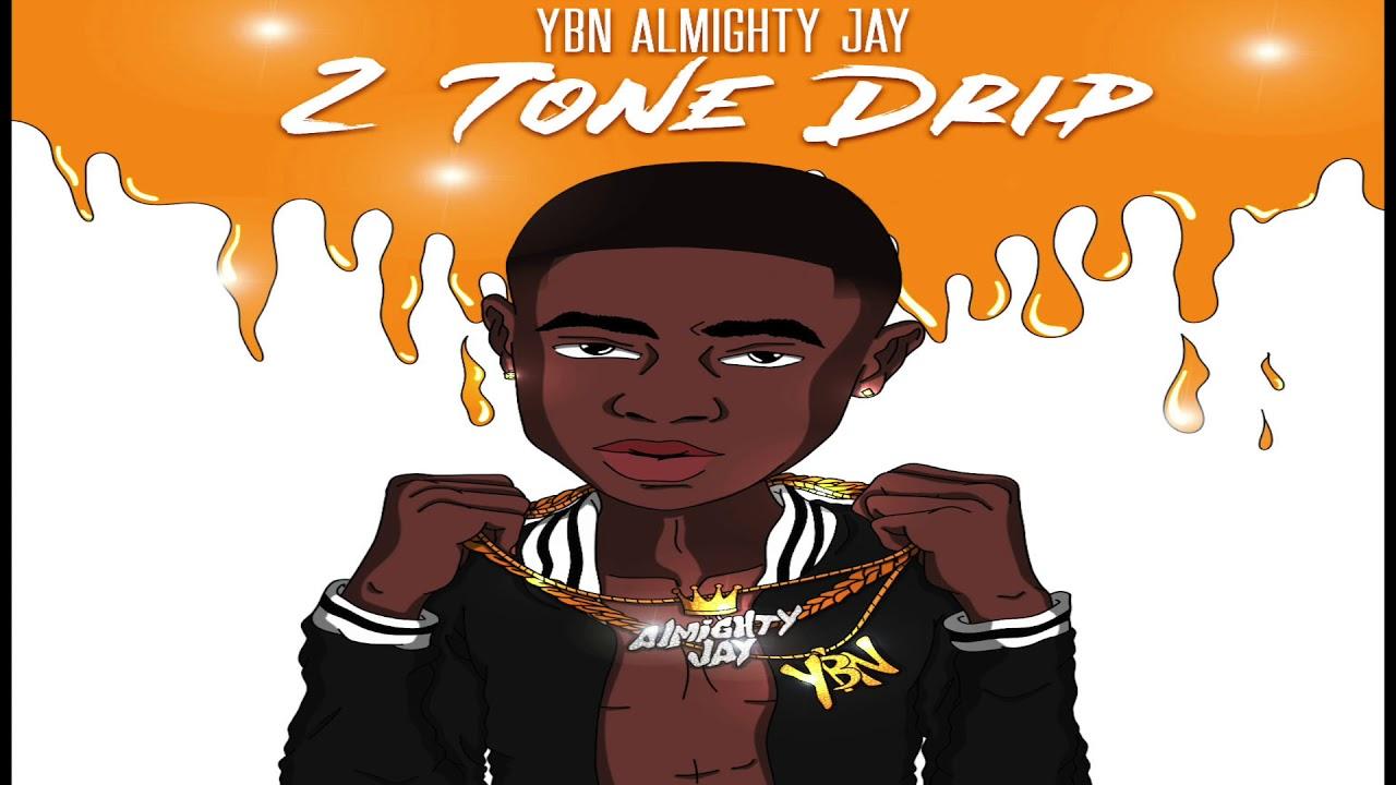 ybn-almighty-jay-2-tone-drip