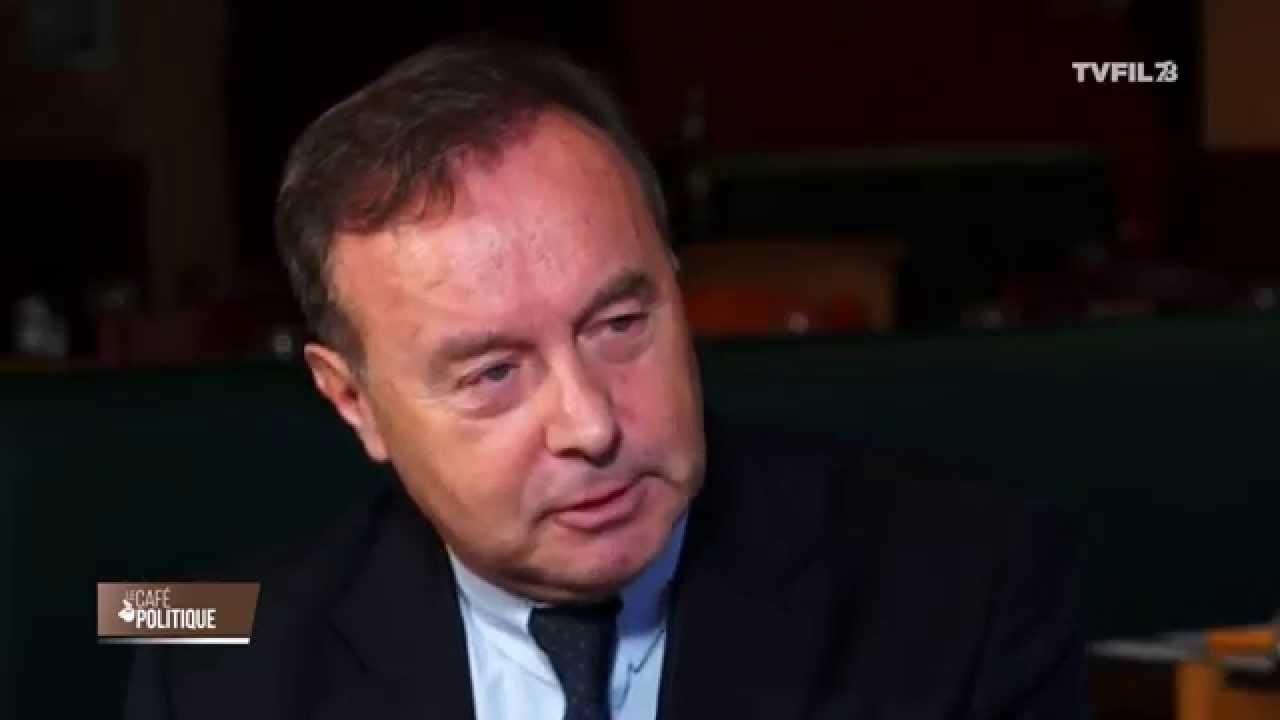 Le Café Politique n°3 – Jean-Michel Fourgous, Maire (UMP) d'Elancourt, 1er vice-président de Saint-Quentin-en-Yvelines