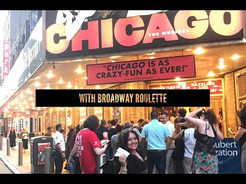 BROADWAY ROULETTE: Chicago Musical