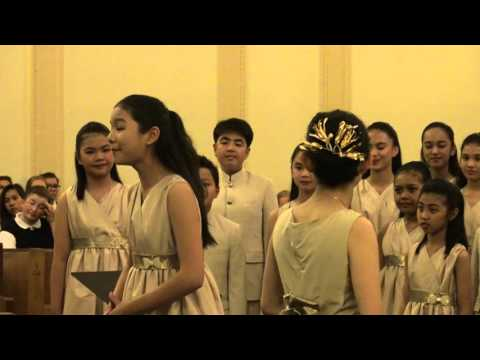 Salut Printemps - sung by The Resonanz Children's Choir