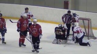 Хоккей. Медынь - Правый берег