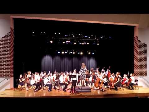 John Jay Middle School Orchestra Concert  December 12, 2018