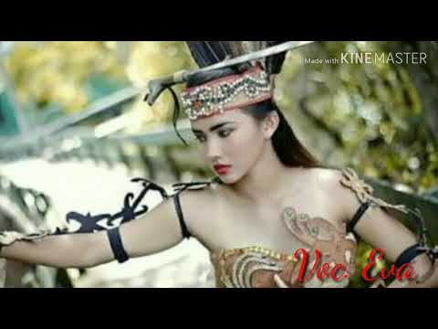Lagu Dayak. Ngareto Kao. By Eva (philippesiuscontinho@gmail.com)_official Videomusik