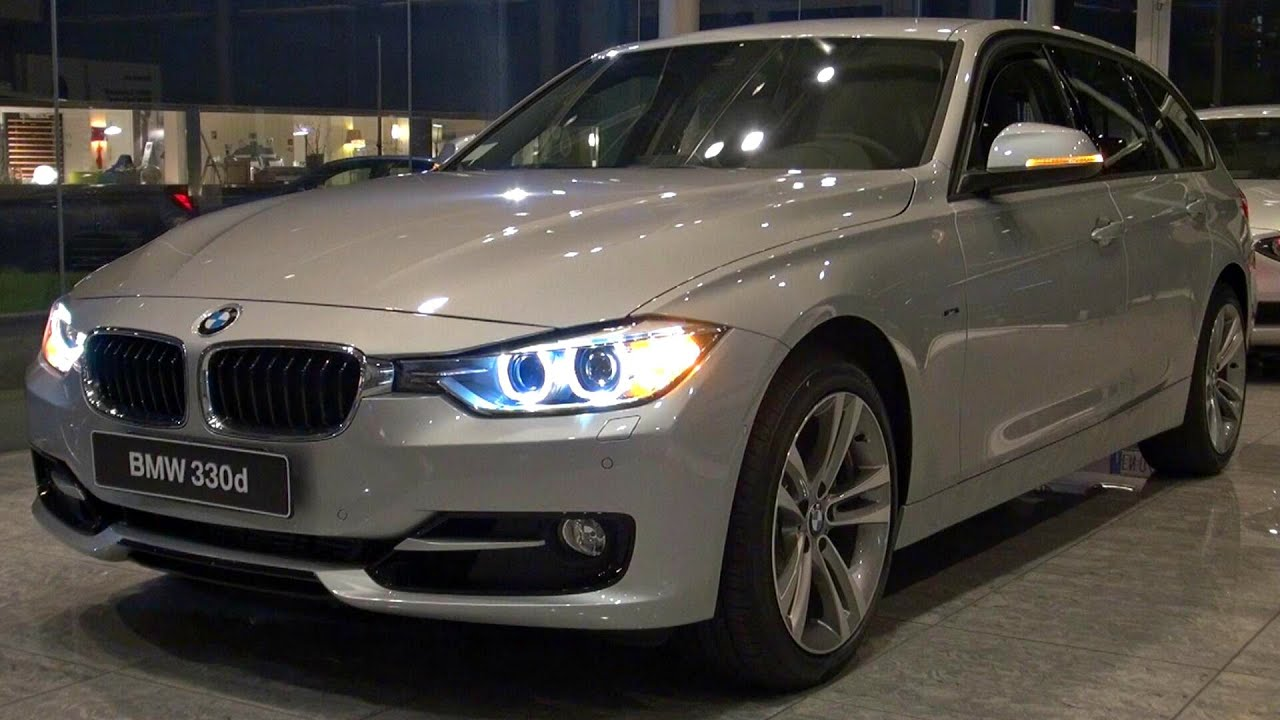 2013 bmw f31 330d touring sport line in depth look youtube. Black Bedroom Furniture Sets. Home Design Ideas