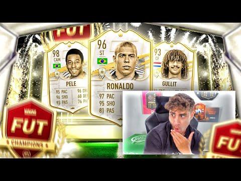 FIFA 21: WOCHENENDLIGA + MARIO KART + REALTALKS  + ICON PACKS 🤘🏽