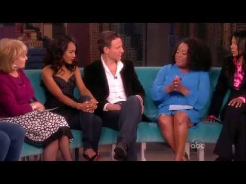 Scandal's Kerry and Tony On The View