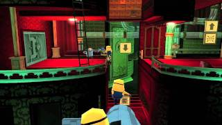 Despicable Me: The Game on PS2 Wii PSP DS (Minion Mayhem) HD video game teaser