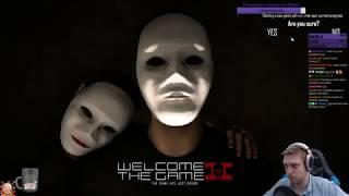 Welcome to the Game II - Хоррор? Изучаем основы игры и Dark Web'a. Читаем сайты. #1