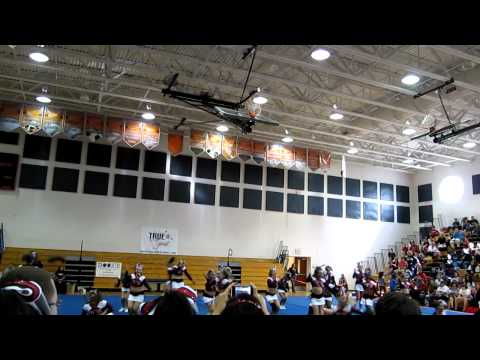 Ultimate Cheer & Dance WPB Senior 2 December 2011