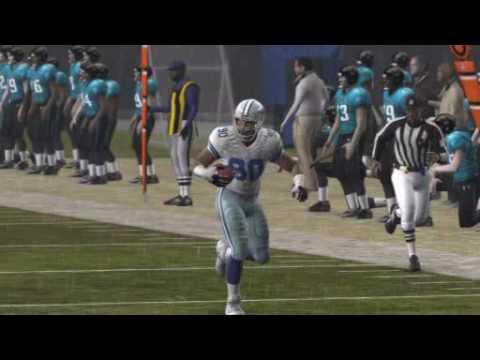 Ratliff 54 Yard Int return for TD